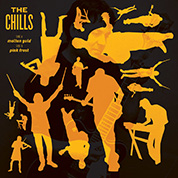 "Molten Gold / Pink Frost 13"" - The Chills"