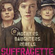 Suffragette - Alexandre Desplat