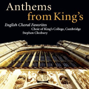 Anthems From Kings - Kings College Cambridge