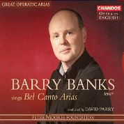 Bel Canto Arias - Barry Banks