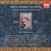 Live from Lugano  - martha Argerich