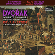 Dvorák: Complete Symphonies - István Kertész - London Symphony Orchestra