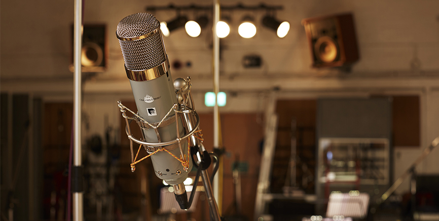 How the Abbey Road REDD Microphone came to be and what makes it so special.