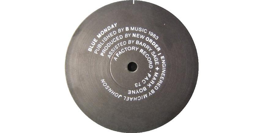 #VinylStories Part 2, Geoff Pesche and New Order