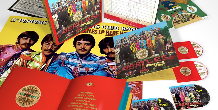 Sgt. Pepper's 50th Anniversary Edition