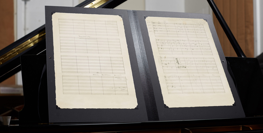 Limited Edition Yesterday Score by Sir George Martin for The Beatles