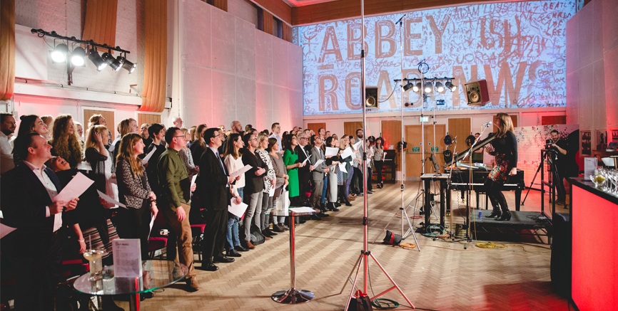 Abbey Road hits the Event Awards 2017
