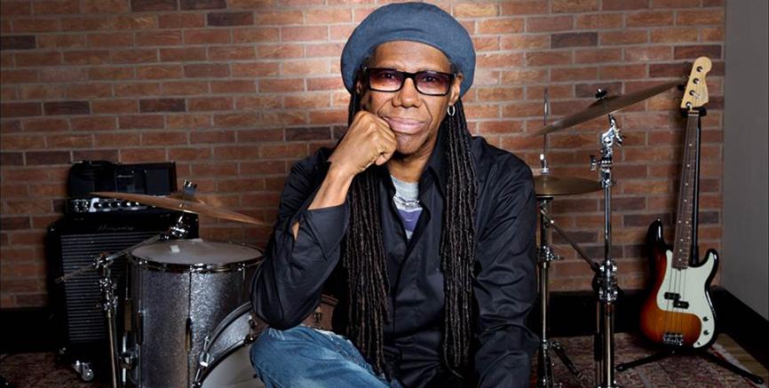 Nile Rodgers: How To Make It In The Music Business