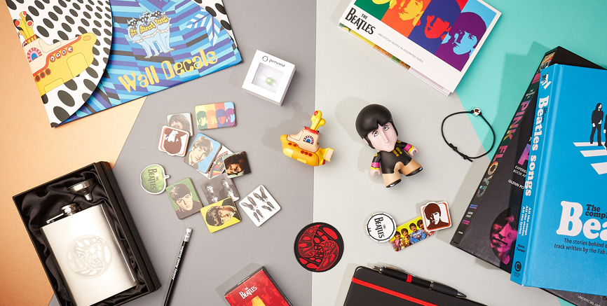 Struggling to find a gift for your Beatles-obsessive?
