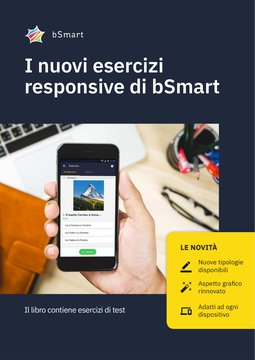 I nuovi esercizi responsive di bSmart - Eli La Spiga