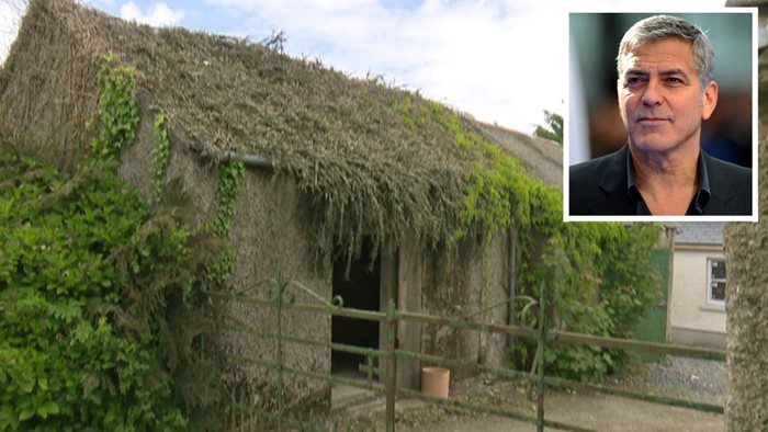 George Clooney's Kilkenny roots revealed