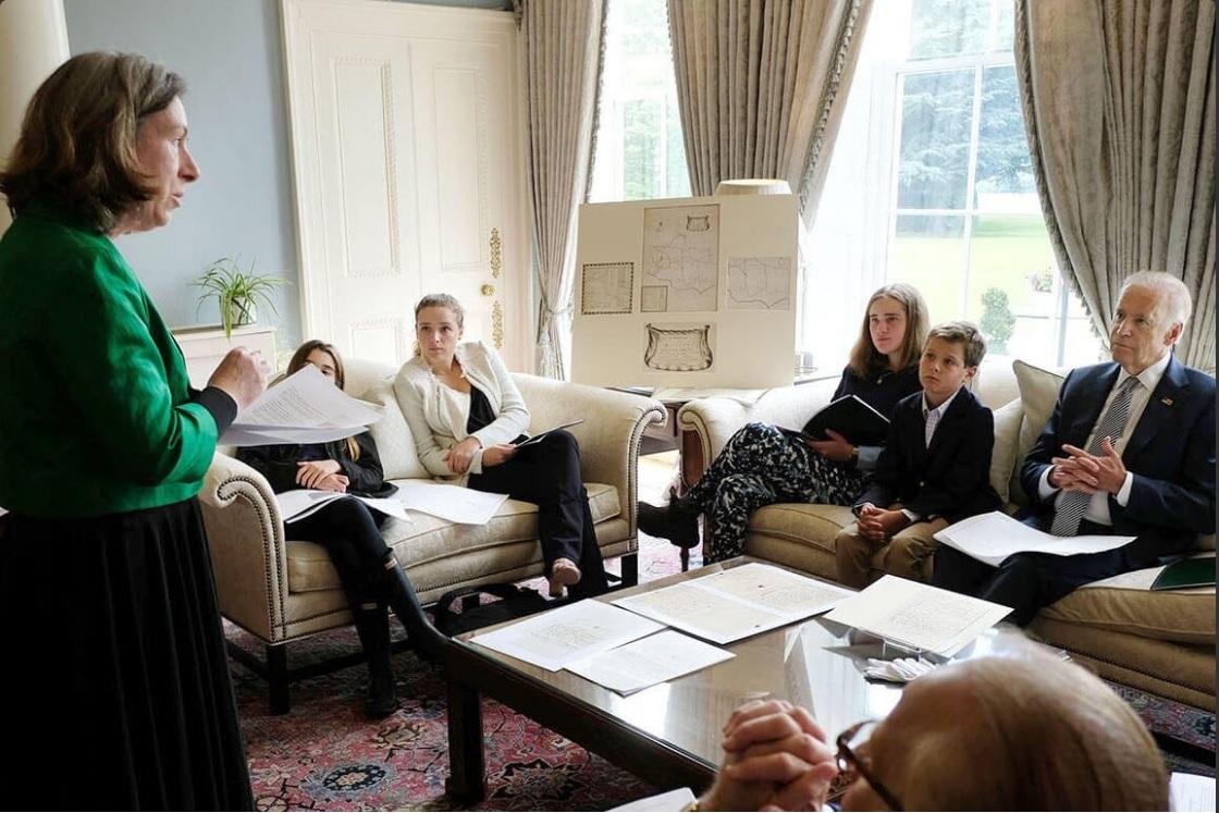 Vice President Joe Biden S Irish Family History