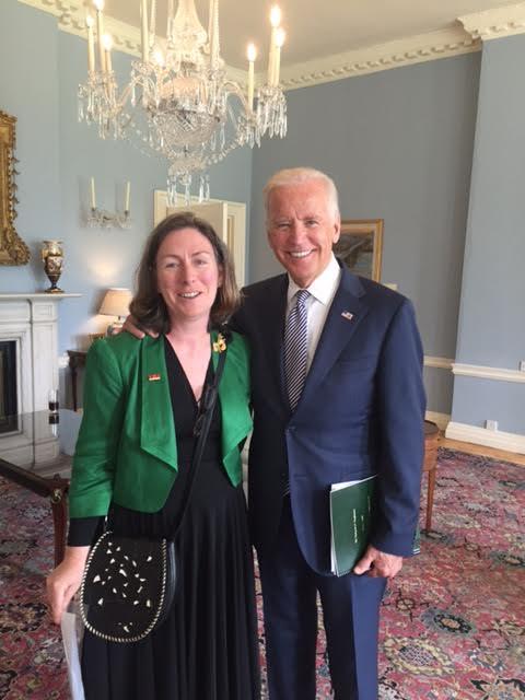 Joe Biden Family Tree Background