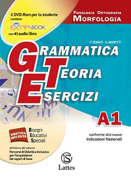 Grammatica Teoria Esercizi A1 - Fonologia Ortografia Morfologia
