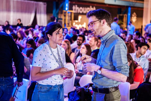 Network with Millennial an Gen Z entrepreneurs.