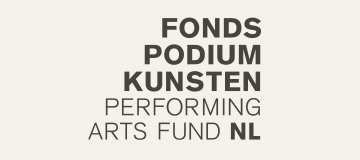 Logo Fonds Podium Kunsten