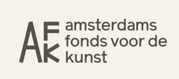 Logo Amsterdams Fonds voor de Kunsten (AFK)