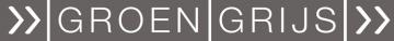 Logo logo groen grijs
