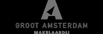Logo logo Groot Amsterdam makelaardij
