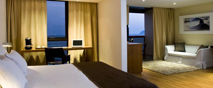 Una suite da sogno