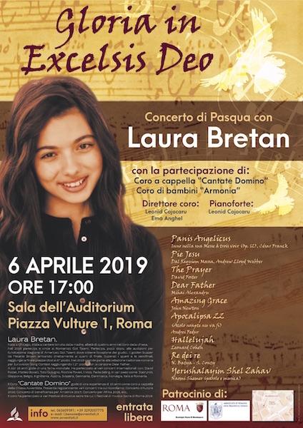 Concerto di Pasqua a Roma