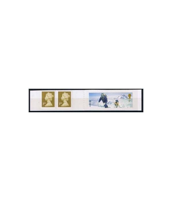 Großbritannien Briefmarken Großbritannien 493-495 ** Postfrisch #sn258