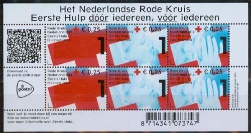 niederlande minr bl 139 rotes kreuz erste hilfe bei unf llen ebay. Black Bedroom Furniture Sets. Home Design Ideas