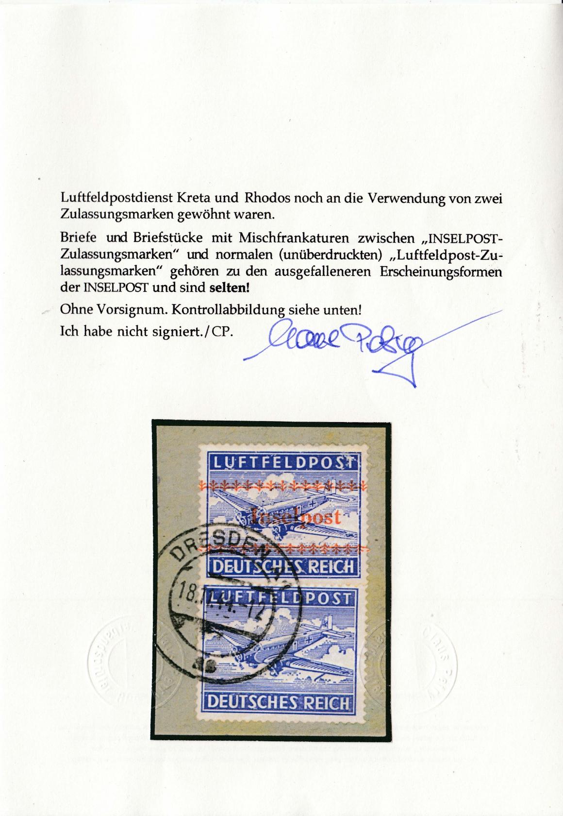 briefe deutsches reich