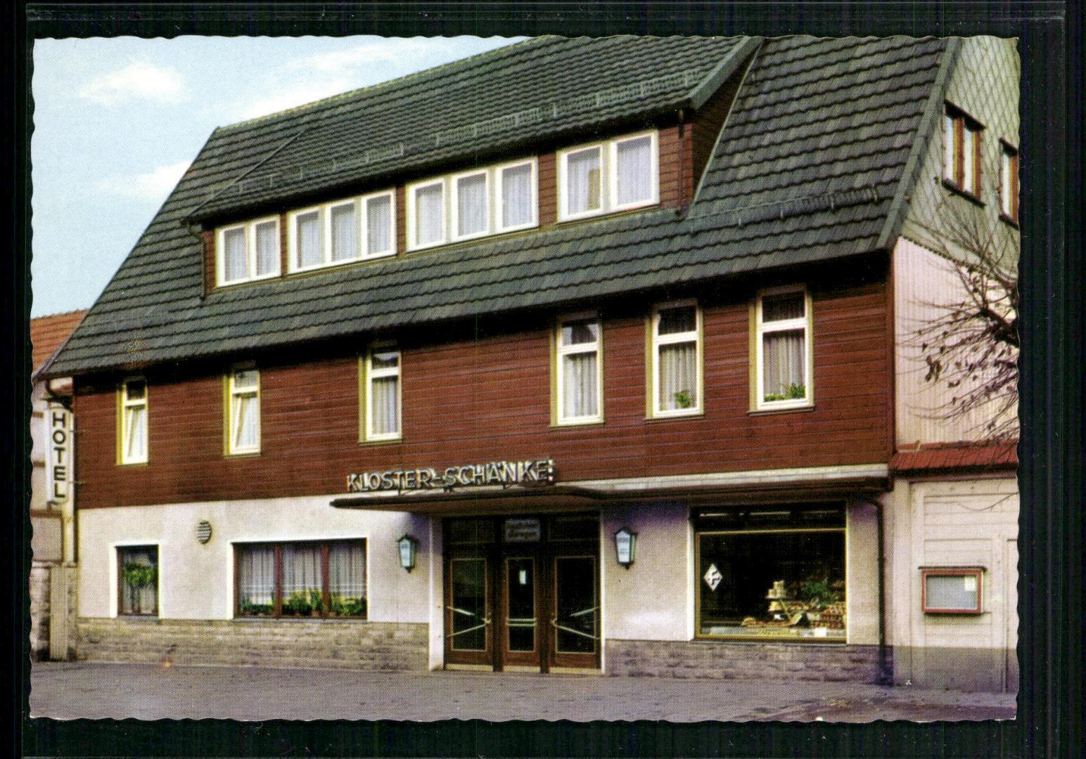 Walkenried/Südharz, Hotel Klosterschänke, Helmut Rennschuh ...