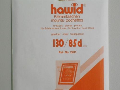 Hawid 2215 Blockstreifen 237x154 Glasklar Briefmarken