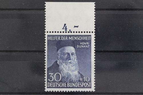 Angebote 1951 1952 123 161 Briefmarken Holsten