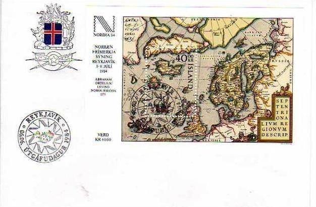 Estland Estland Briefmarken Block 6 Fdc