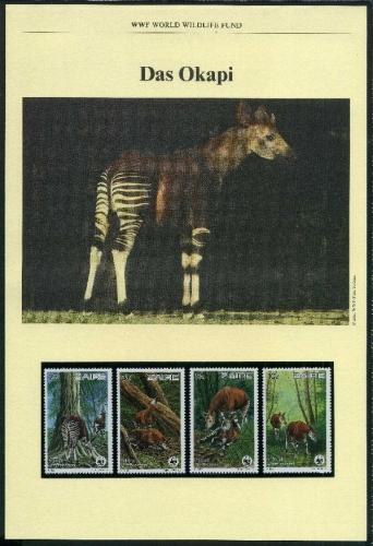 Giraffen Okapis Aix Phila Shop