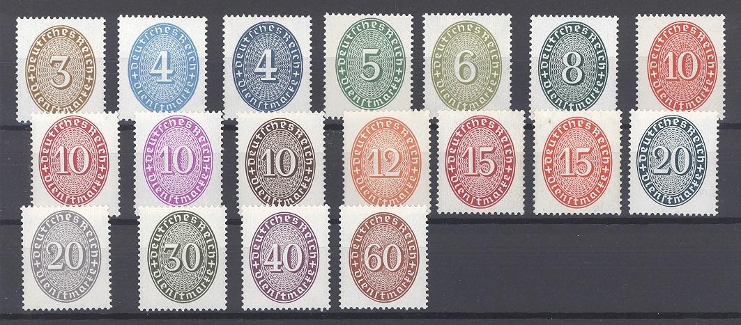 Dt-Reich-Dienst-Mi-Nr-114-31-Dienst-1927-28-27434
