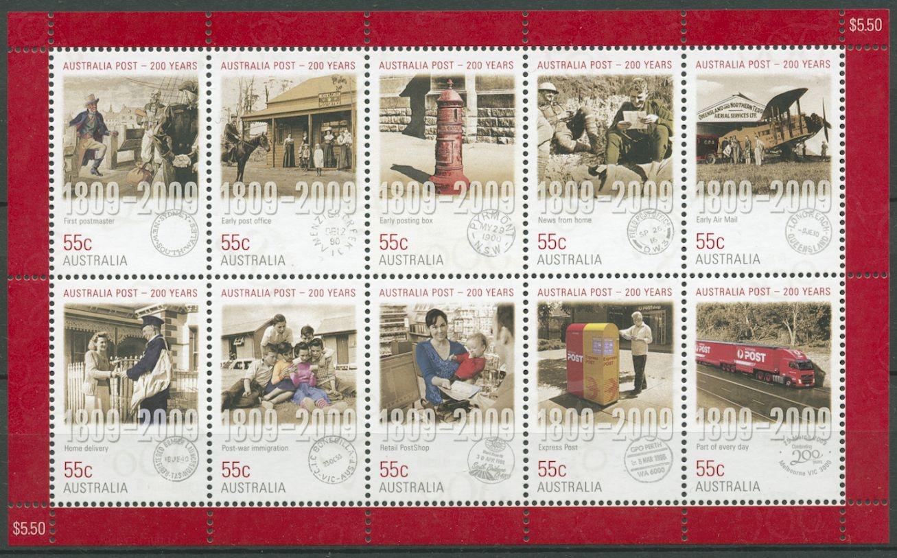 Initiative Australia Stamps Briefmarken Australien Australien