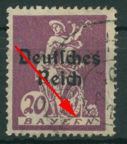 Deutsches Reich 1919 1923 Inflation Briefmarken Dr Rohde