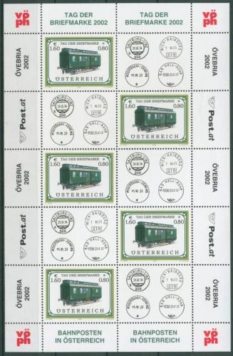Briefmarken The Cheapest Price == Österreich == 2005 Kleinbogen Tag Der Briefmarke Postfrisch== Österreich