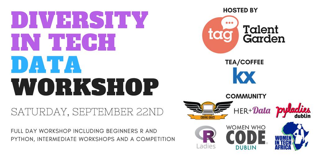 Diversity in Data Workshop at Talent Garden