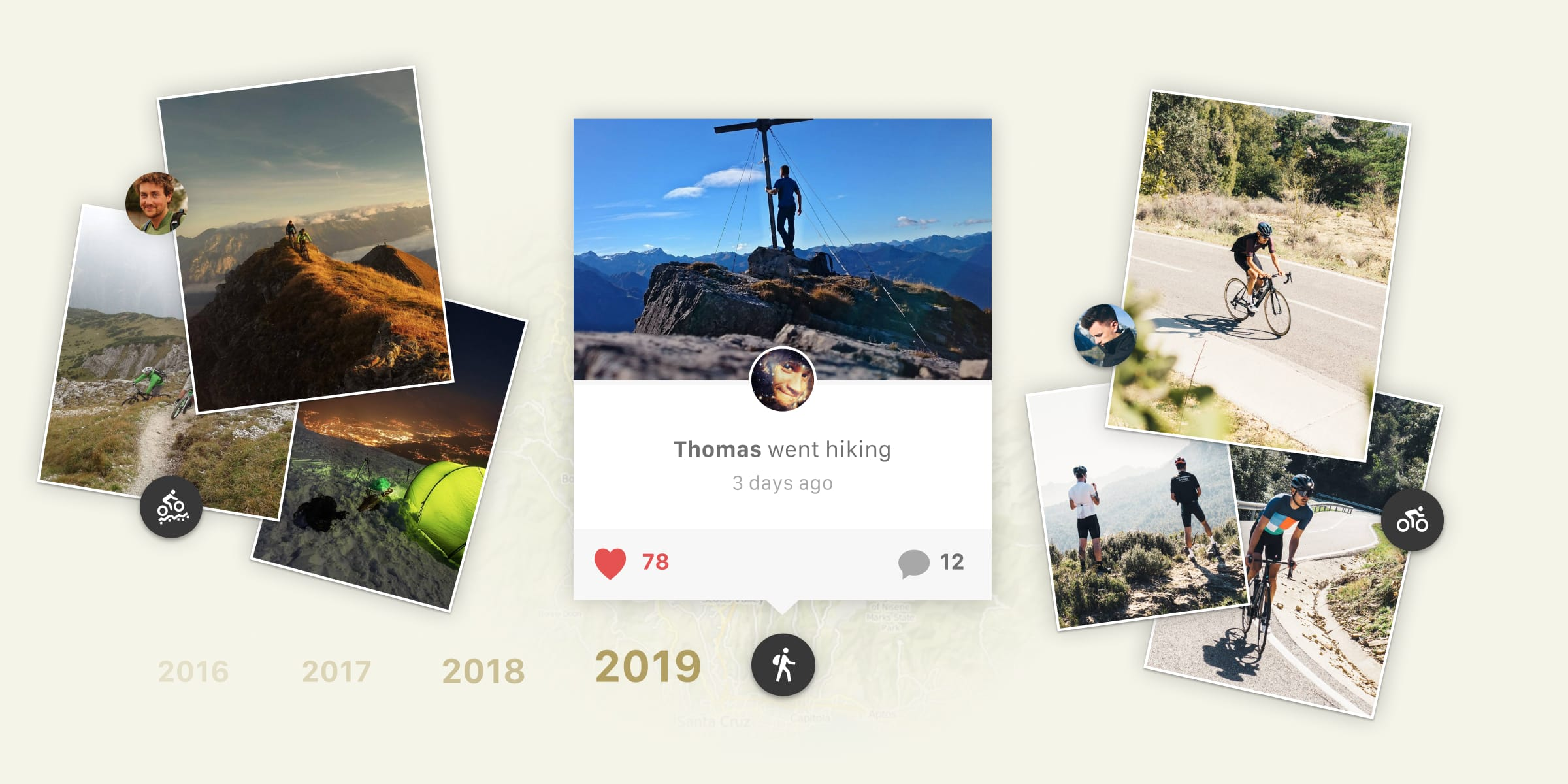 Komoot | Better Planning and Navigation for Hikers and Bikers