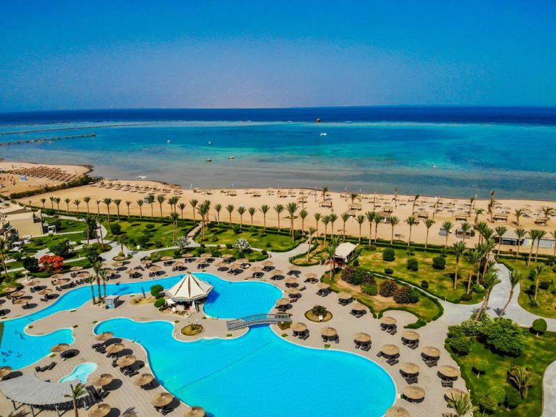 Offerte Nicolaus Club Coral Sea Water World