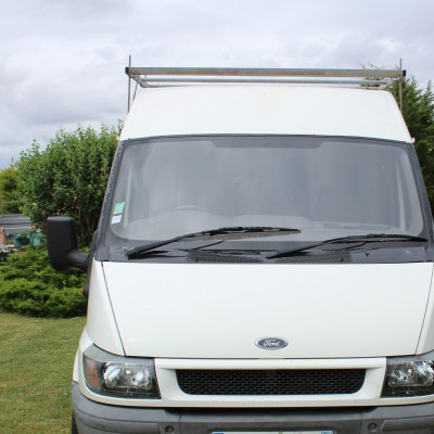 Location  Saint Jean Dangely France Ford Transit