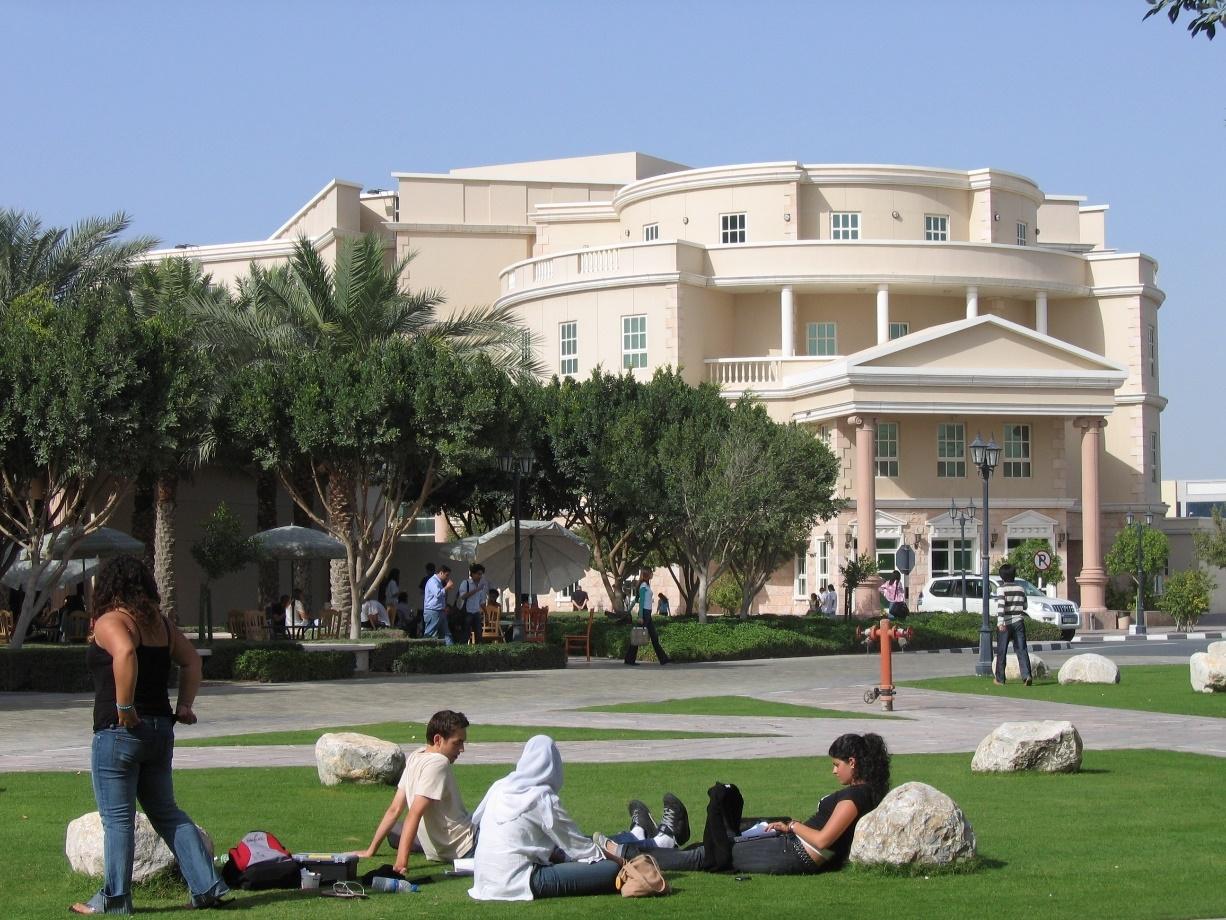 Image result for dubai university campus