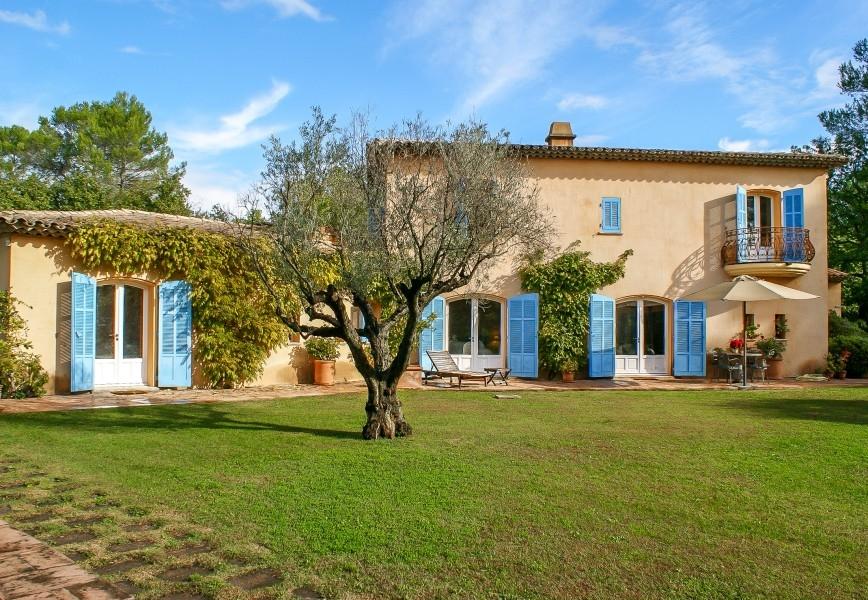 A Cote d'Azur property
