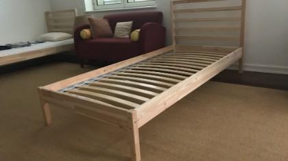 official photos 1a643 c5bca 2 x Ikea Tarva Pine Single Bed..., Lisbon Everyday ...