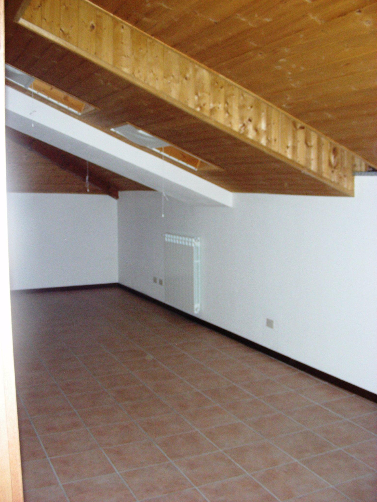 Insonorizzazione soffitto legno a vista di mansarda 43m2 - Instapro