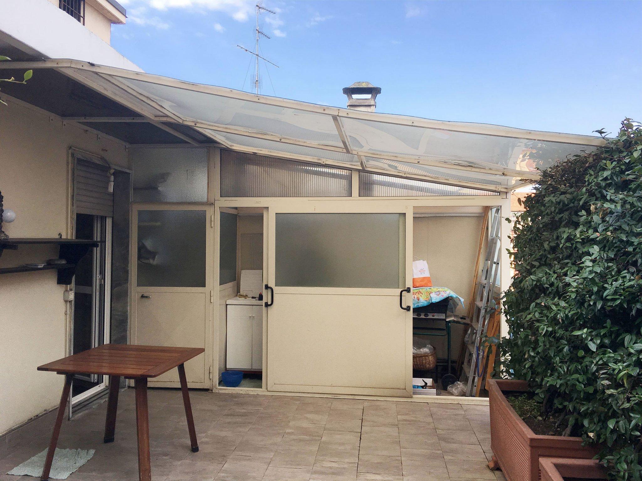 Creare veranda giardino d 39 inverno in terrazzo instapro - Veranda terrazzo ...