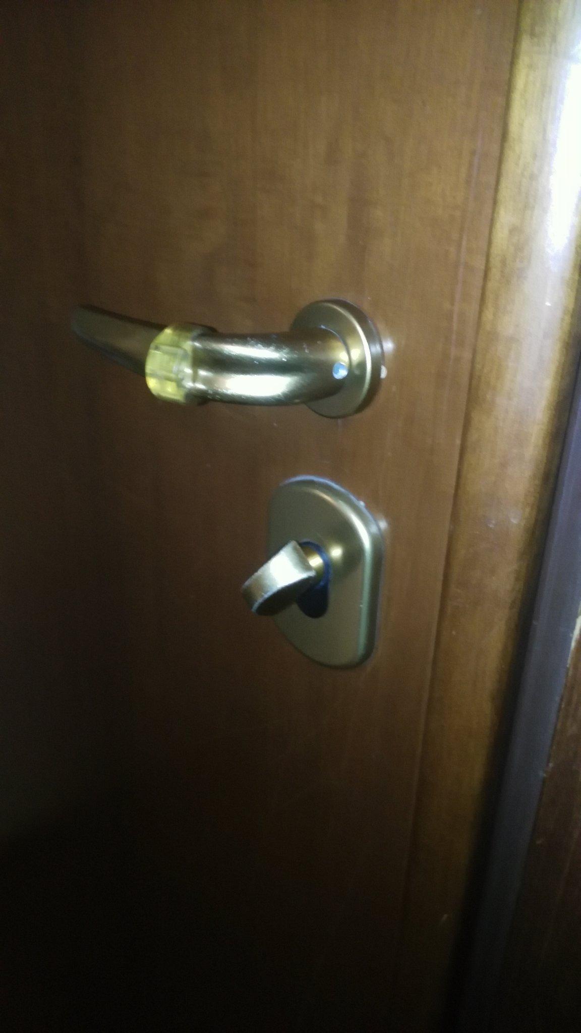 Cambiare serratura cilindro europeo su porta blindata instapro - Cambiare serratura porta ...