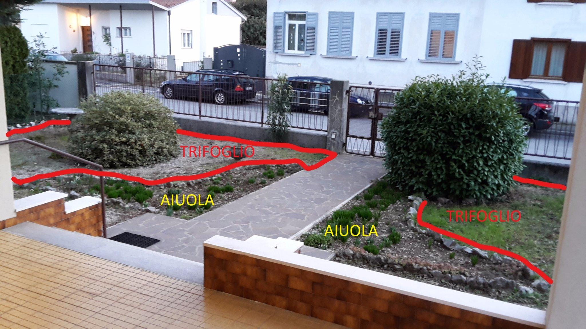 rifacimento giardino condominiale manutenzione annuale