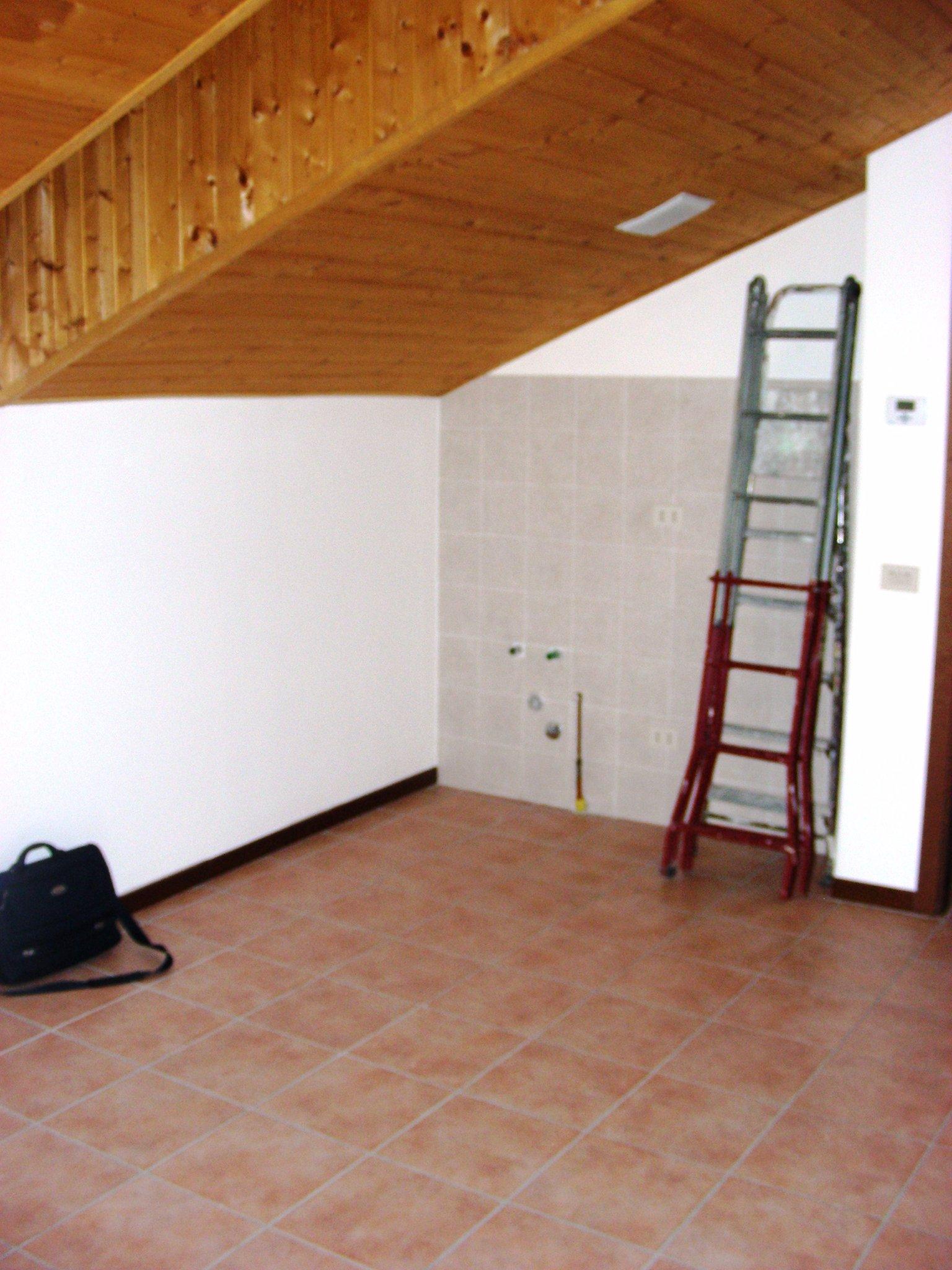 Insonorizzazione soffitto legno a vista di mansarda 43m2 - Insonorizzare casa ...