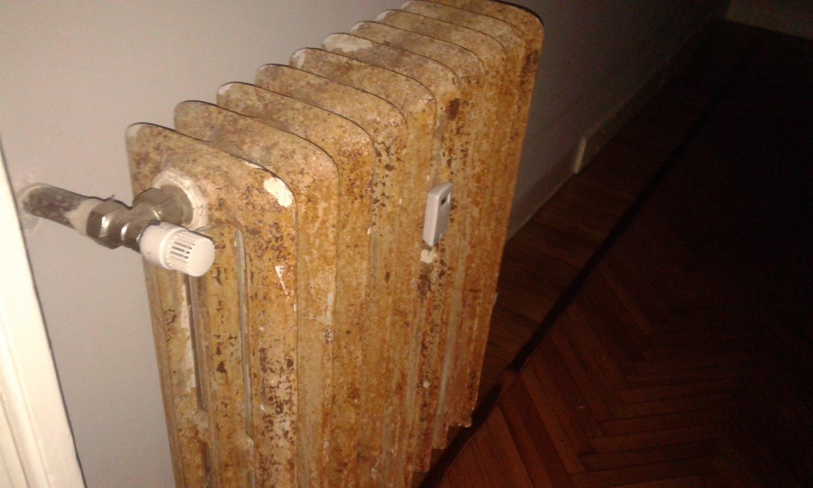 Verniciare Vasca Da Bagno Ghisa : Sabbiatura e verniciatura termosifone ghisa instapro